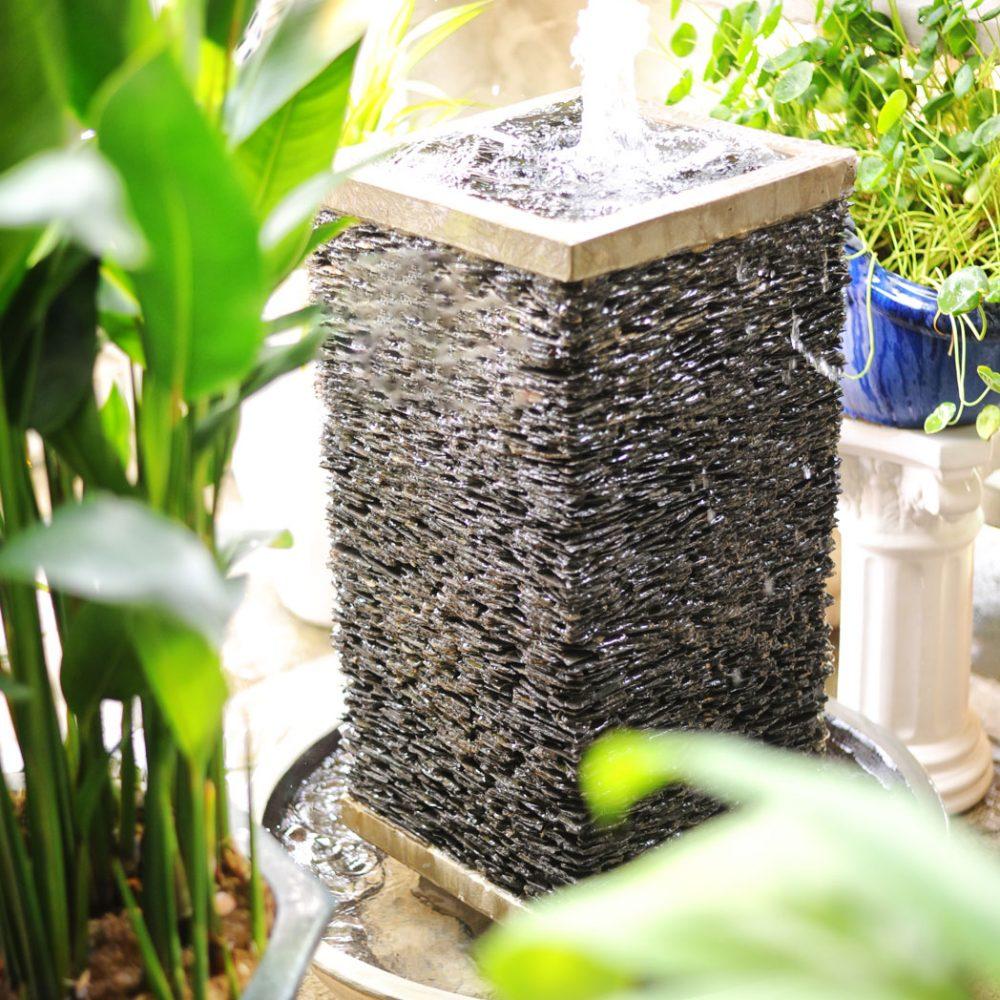 Bract stone Fountain